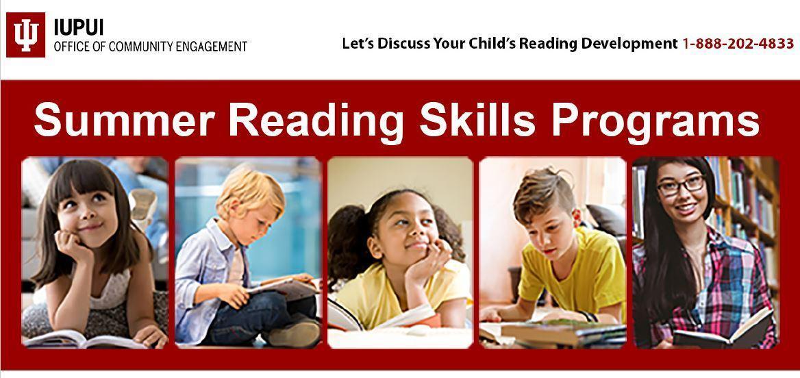 IUPUI Summer Reading Program