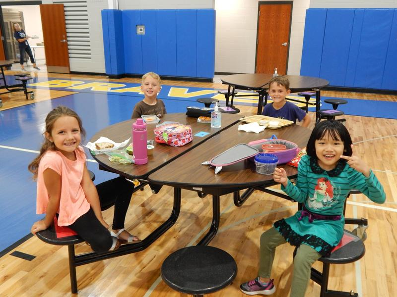 BCS is changing lunch providers. Featured Photo
