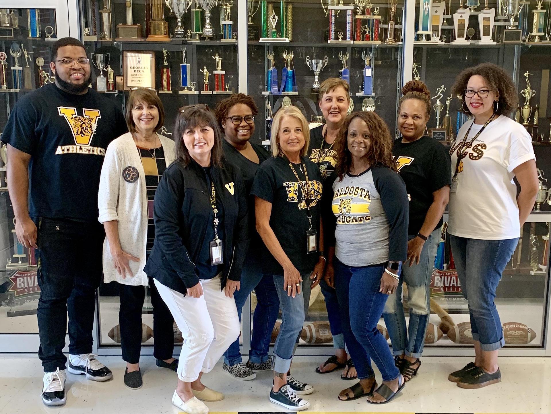 2019-2020 Valdosta High School Counseling Staff