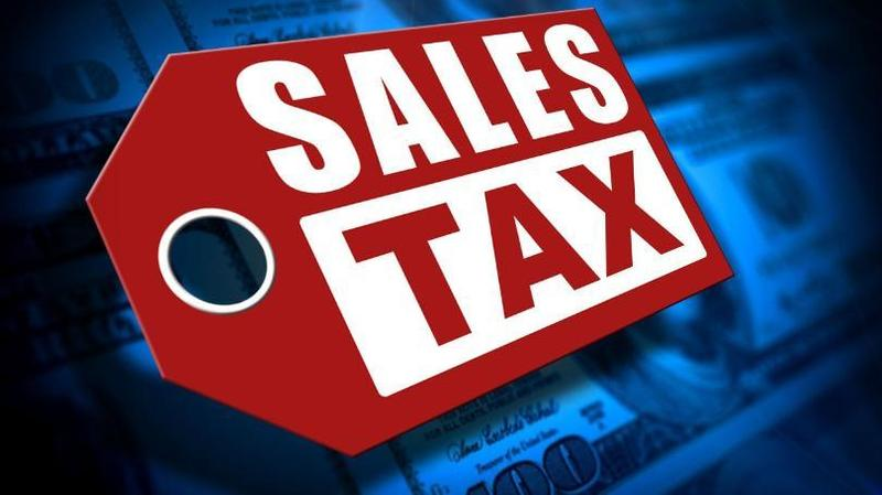 Sales Tax Information Featured Photo