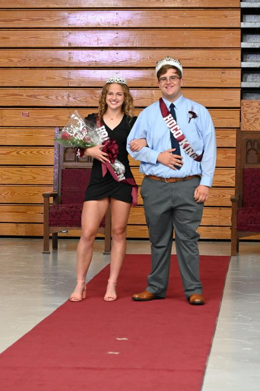 MHS 2021 Homecoming Royalty Featured Photo