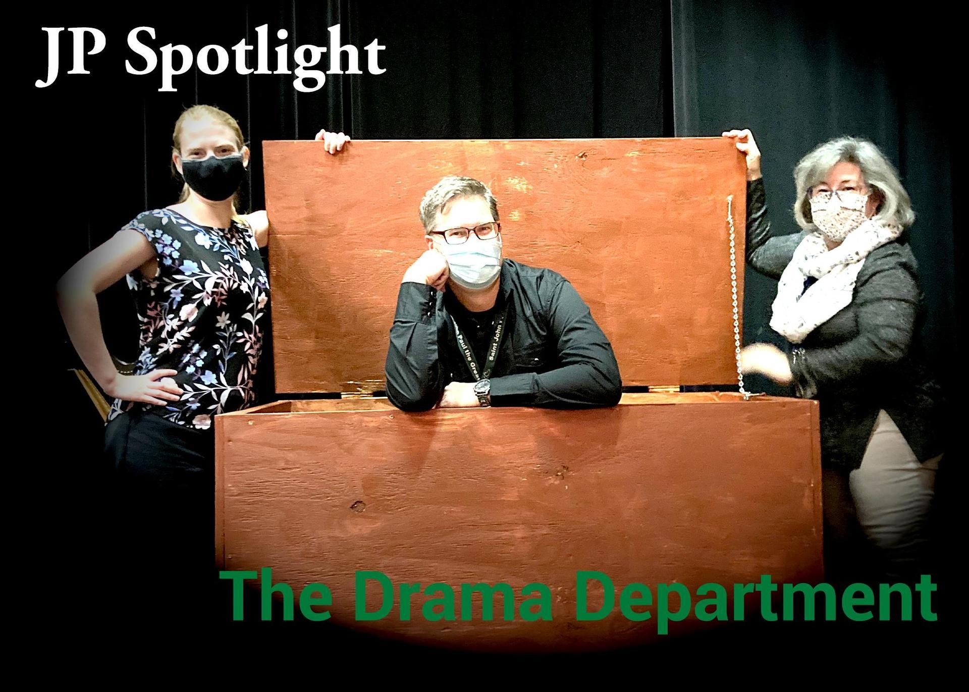 Spotlight: Drama