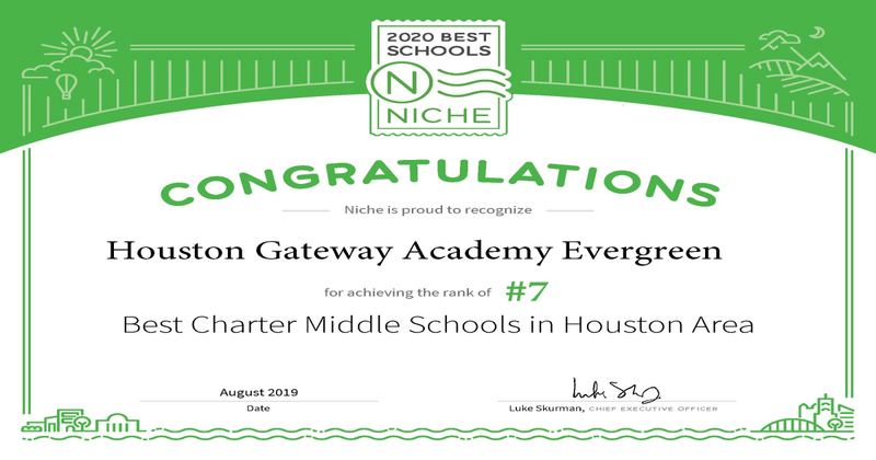 HGA Evergreen Campus #7 in Niche Rankings
