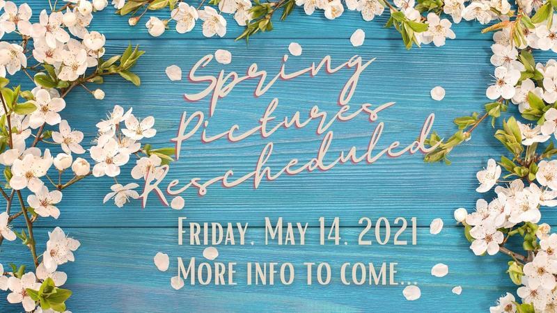 Spring Photos - Rescheduled Featured Photo