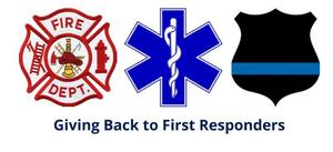Giving Back to First Responders image