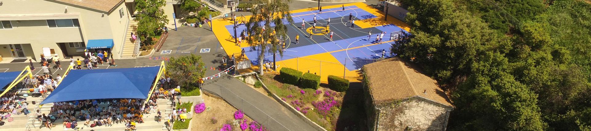 High Point campus