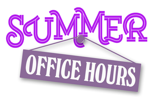 Summer Hours for School Campuses Featured Photo