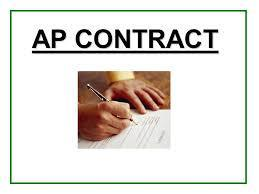 AP HONORS CLASSES NEXT YEAR NEED CONTRACT Featured Photo