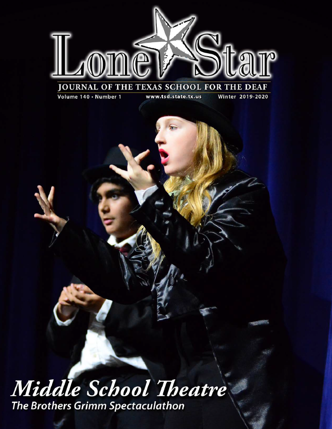 Cover Lone Star winter 2019