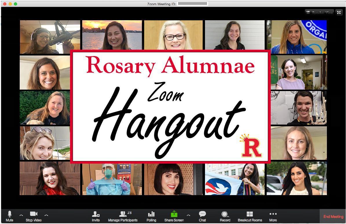Alumnae Hangout