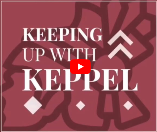 KEEP UP WITH KEPPEL Featured Photo