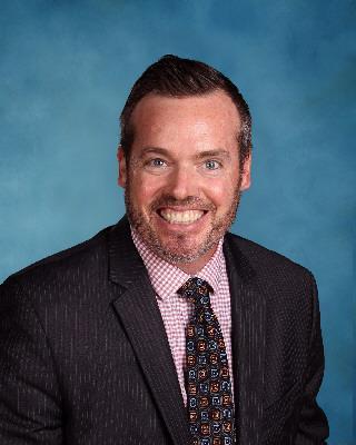 Colin Rigby, Principal