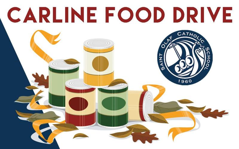 Carline Food Drive Featured Photo