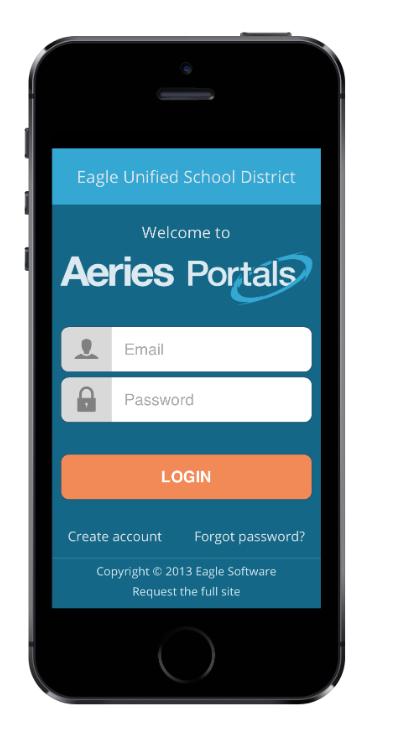 Aeries Mobile App
