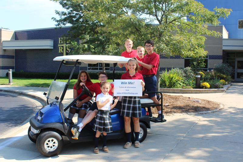 Win a golf cart! Featured Photo