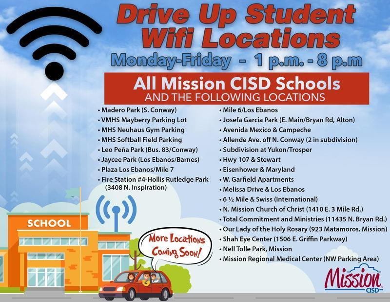 MCISD Offering Drive Up Wifi Featured Photo