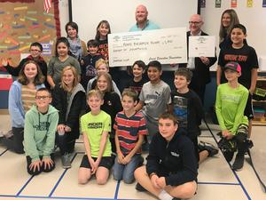 RBES Education Foundation Prize Patrol