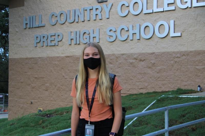 Larissa Boring from HCCPHS