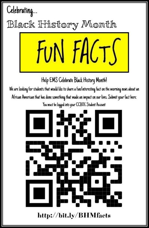 Black History Month Fun Facts