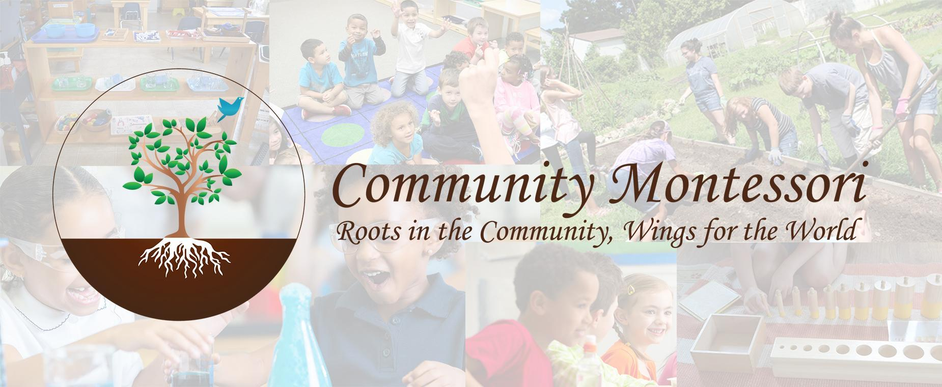 Learn About Community Montessori