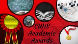 Academic Awards Winners