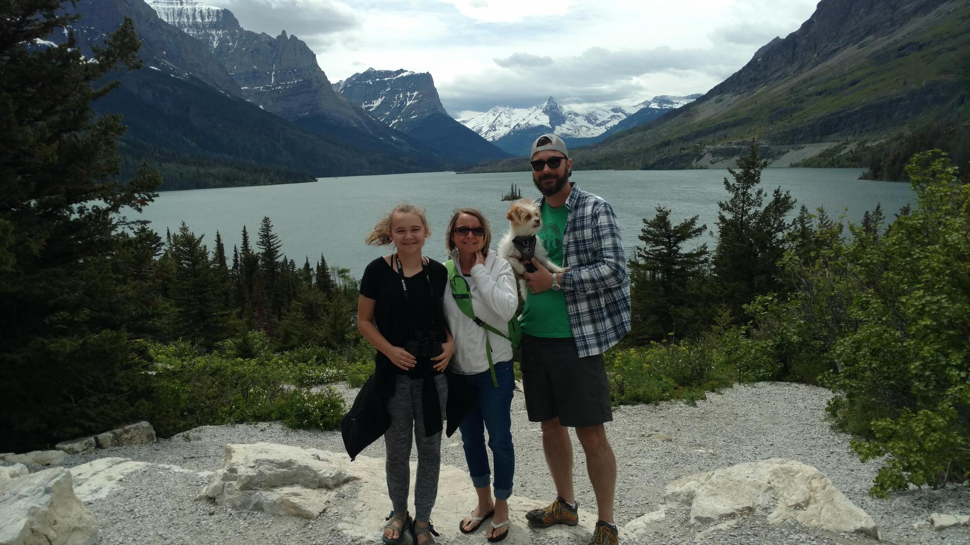Banff National Park of Canada