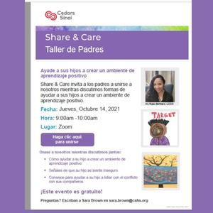 share and care