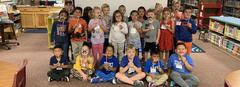 Good Guys and Bad Guys-Mrs. Taylor's Class