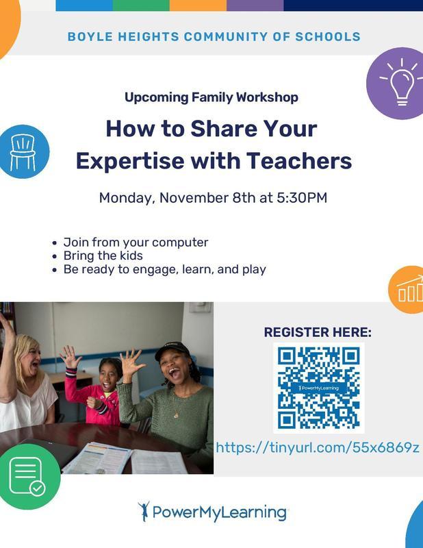 How to Sha re Your Expertise with Teachers// Cómo compartir su experiencia con los Maestros Featured Photo