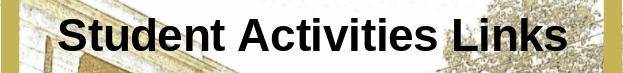 Student Activities Links