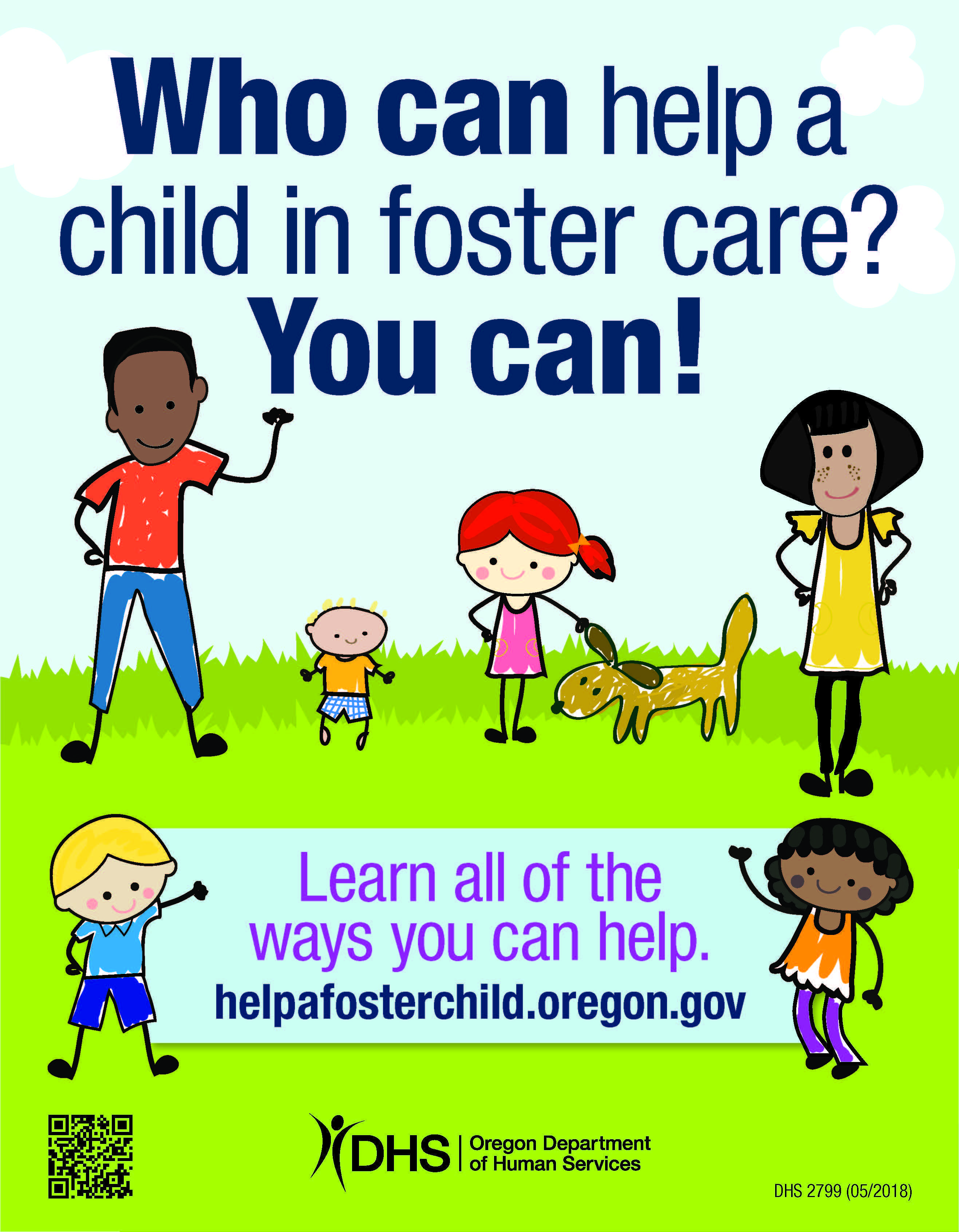 Foster Child Poster
