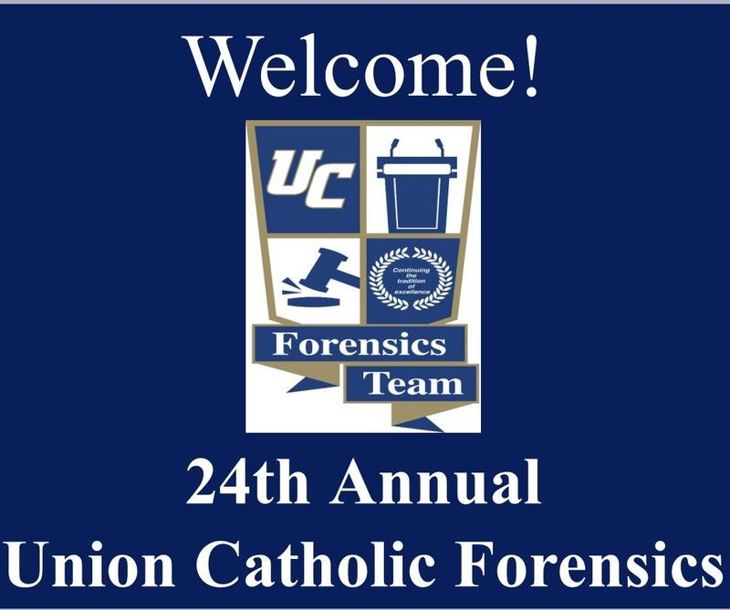 Union Catholic Hosted 24th Annual Grammar School Forensics Tournament Thumbnail Image