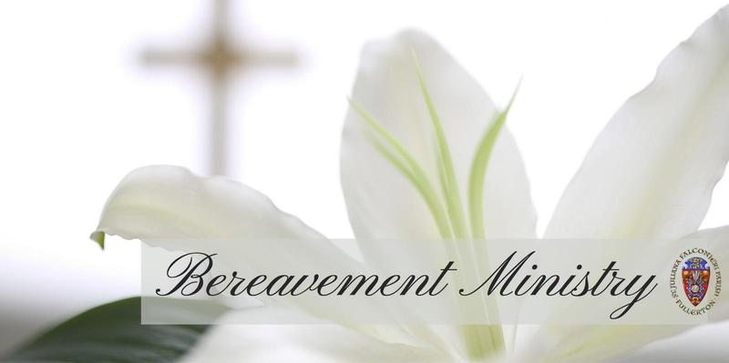 Bereavement Ministry Featured Photo