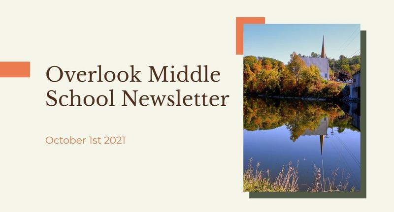 OMS Newsletter October 1, 2021