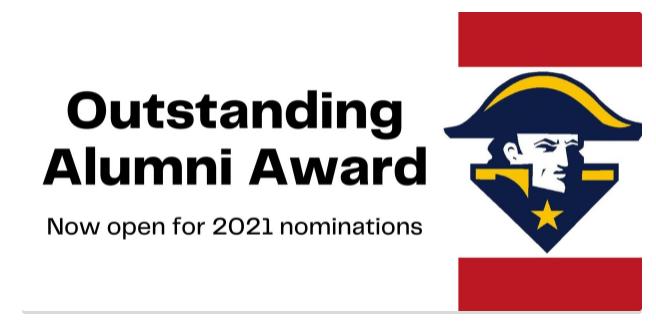 Outstanding Alumni Award Thumbnail Image