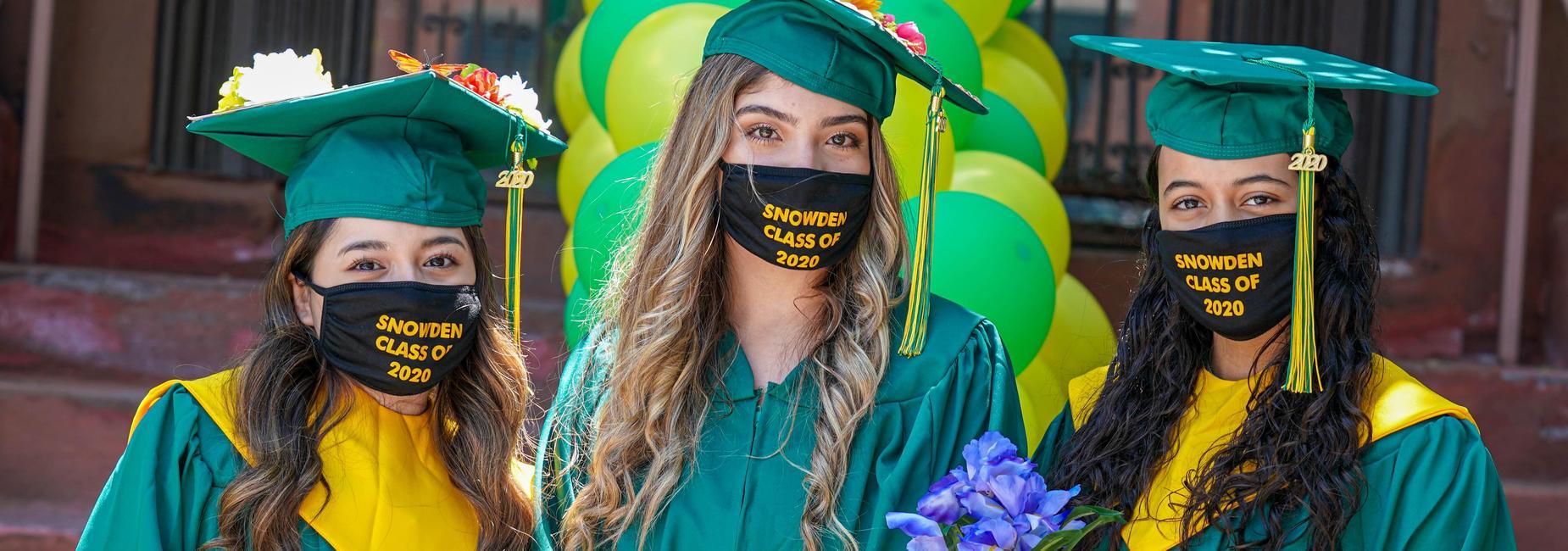 Snowden Graduates 2020
