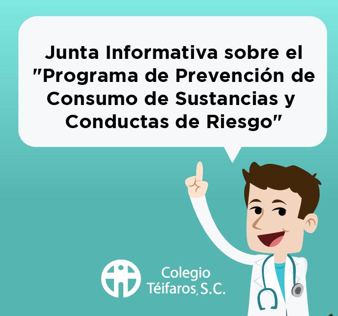 Colegio Téifaros, S.C. invita a los padres de familia de Secundaria Featured Photo