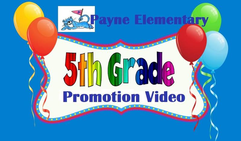 Congratulations Payne Panthers 5th Grade Class of 2020 Thumbnail Image