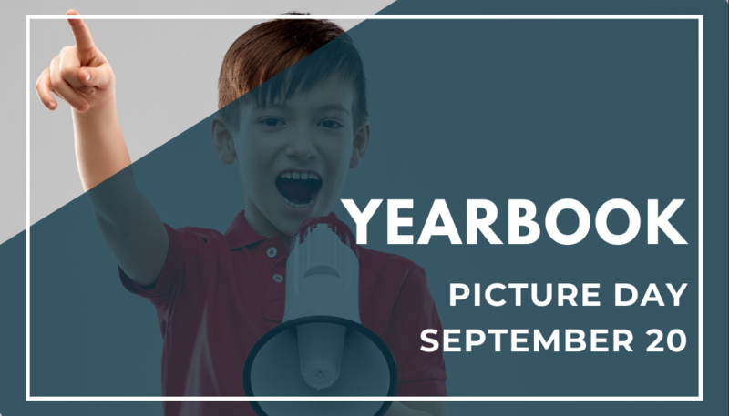 Yearbook Picture Day Featured Photo