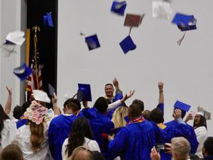 LVHS Graduation 2019_6643 hats flying good.jpg