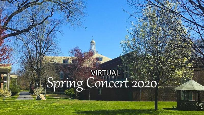 2020 Virtual Spring Concert