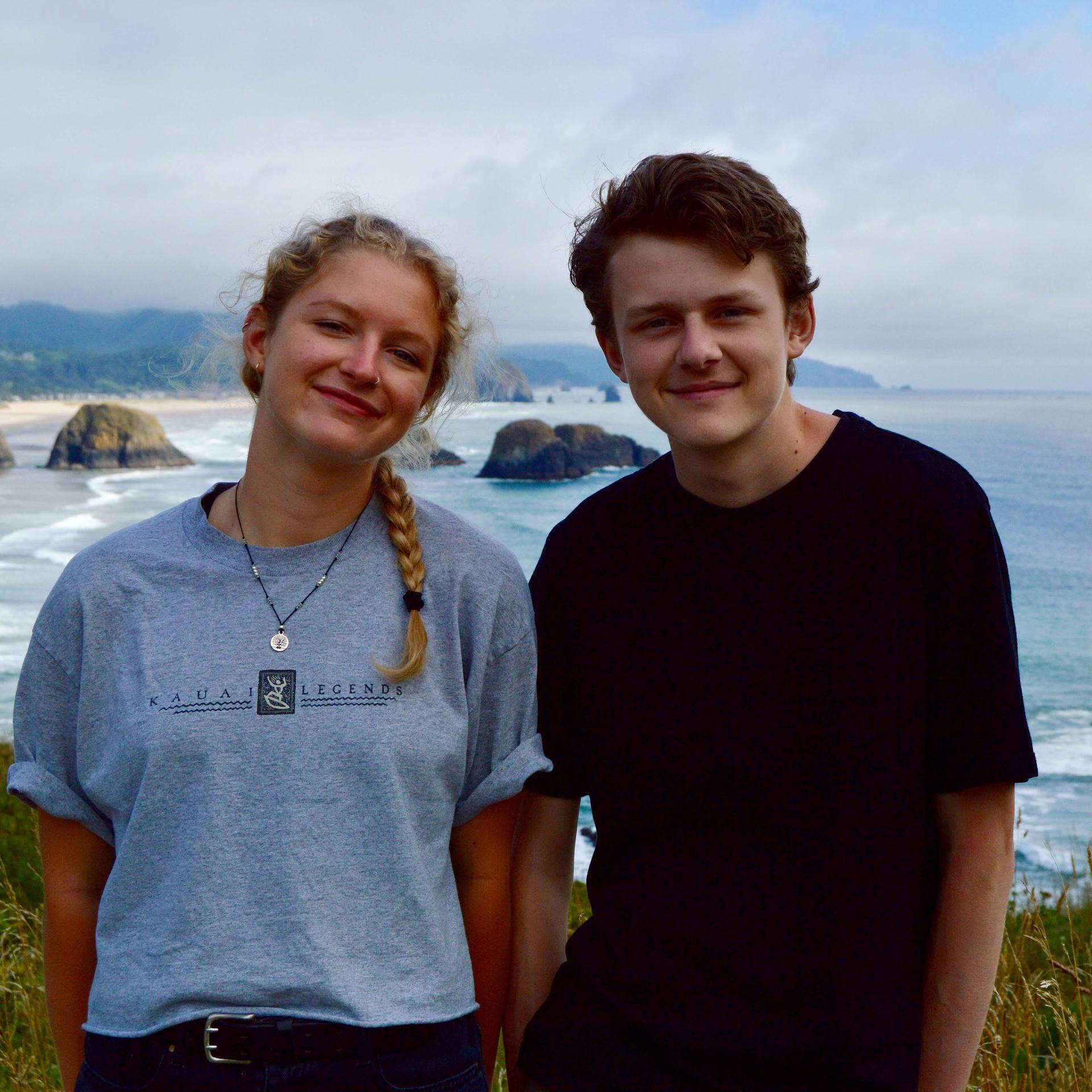 Megan & Josh - Oregon 2019