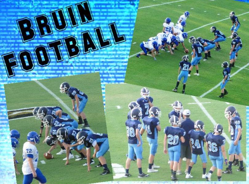 Bruin football photos