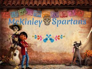 McKinley Spartans COCO