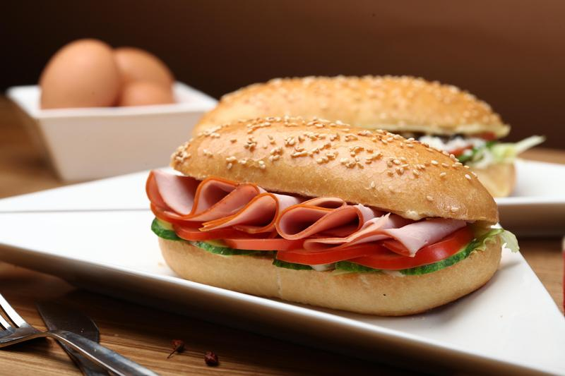 Image of a sandwich
