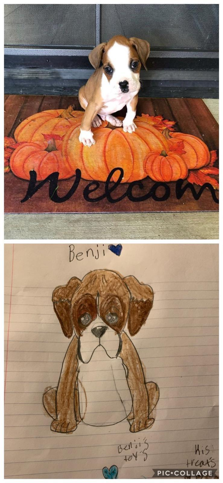 Art By Barfield Student - 3rd - 5th