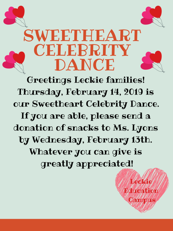 Sweetheart Celebrity Dance Featured Photo