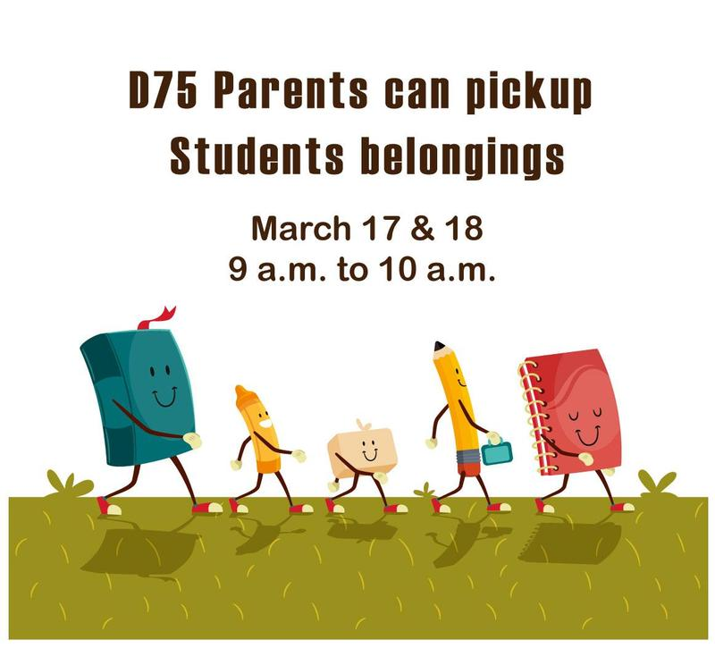 D75 parent pickup