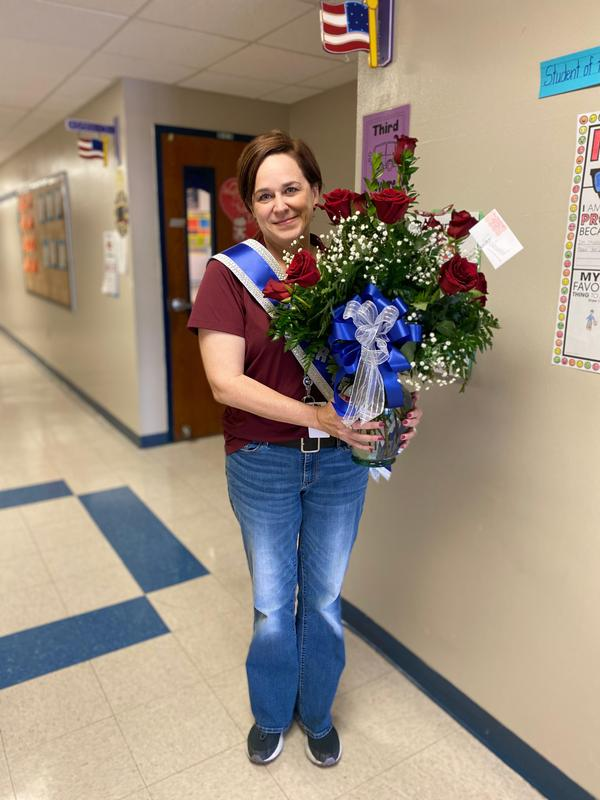 Teacher Of The Year - Mrs. Underwood Featured Photo