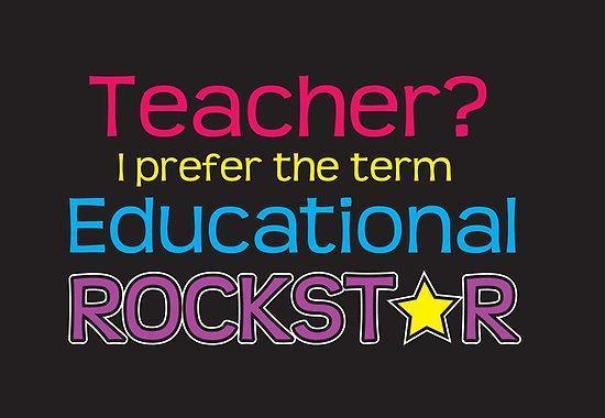 Educational Rockstar logo